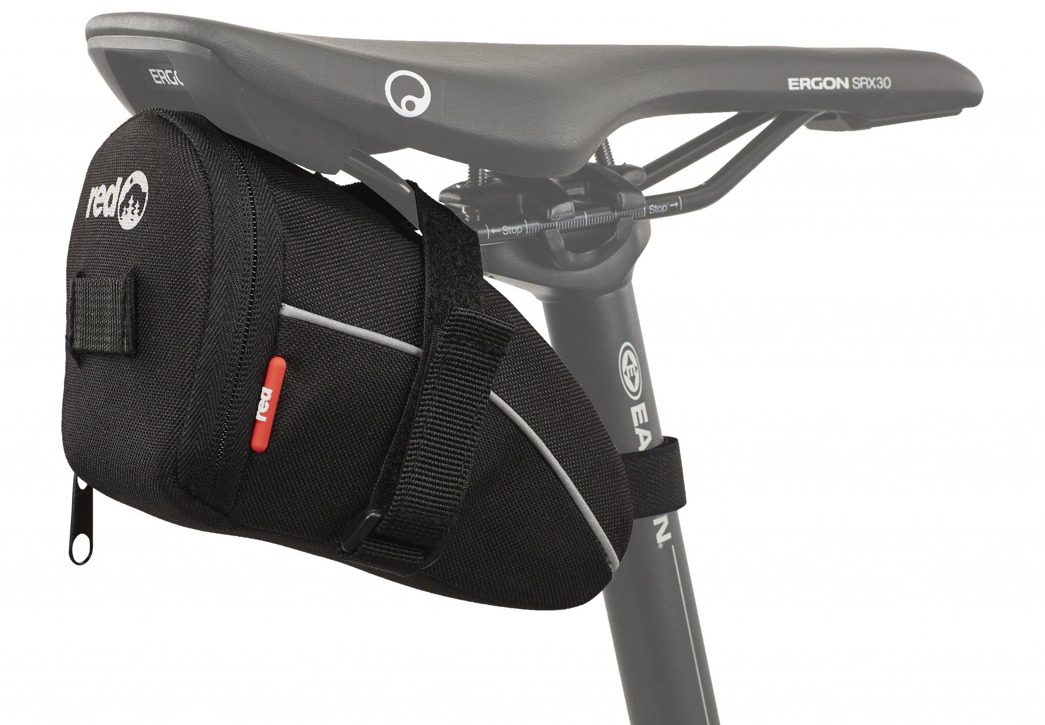 Red Cycling Products Fahrradtasche »Red Cycling Products Saddle Bag Satteltasche L«