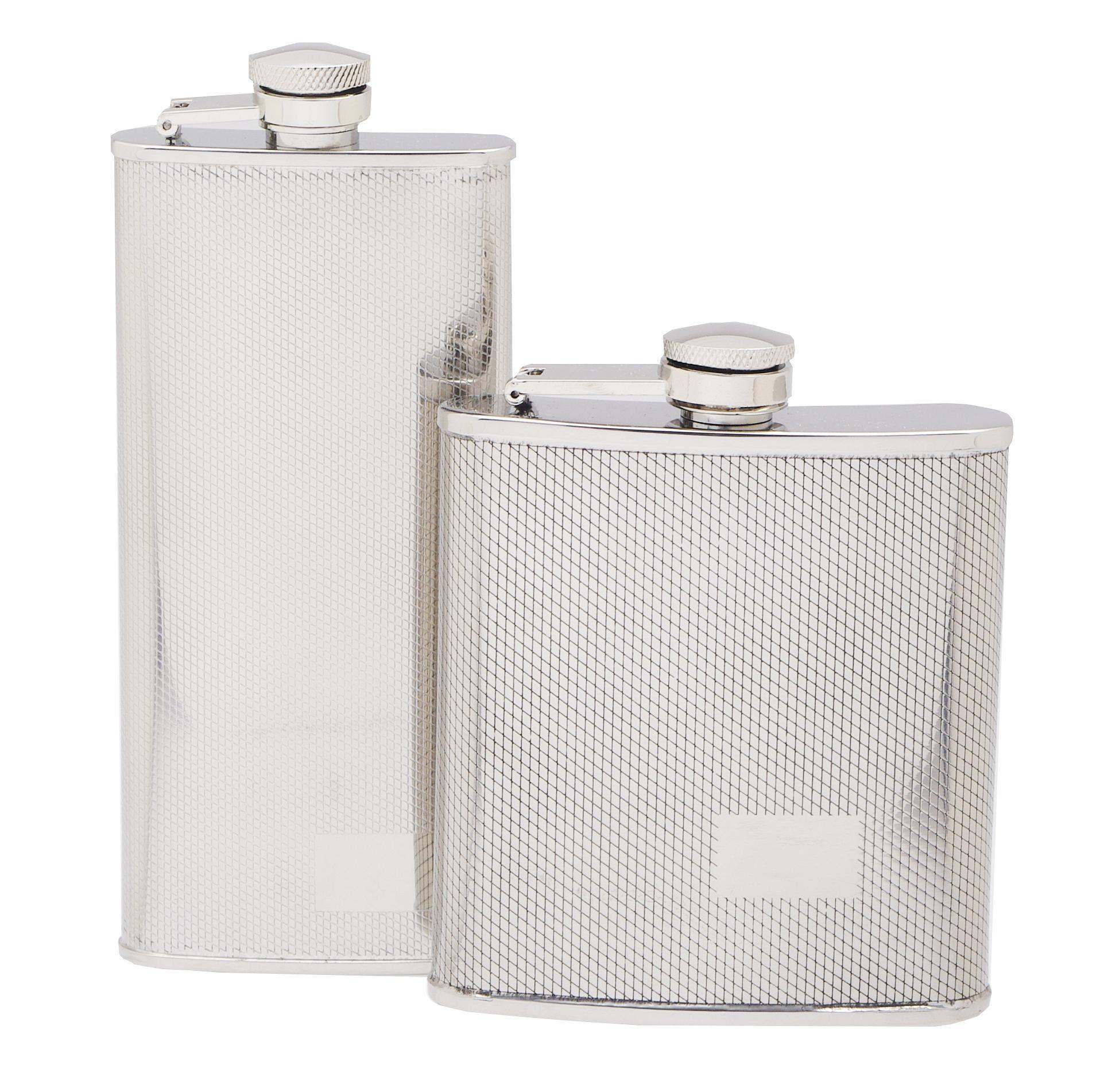 Relags Trinkflasche »Flachmann Matt, 180 ml«