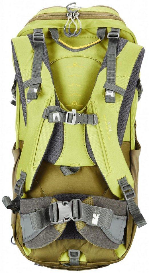 Jack Wolfskin Sport- und Freizeittasche »EDS Dynamic 28 Pack« in oliv