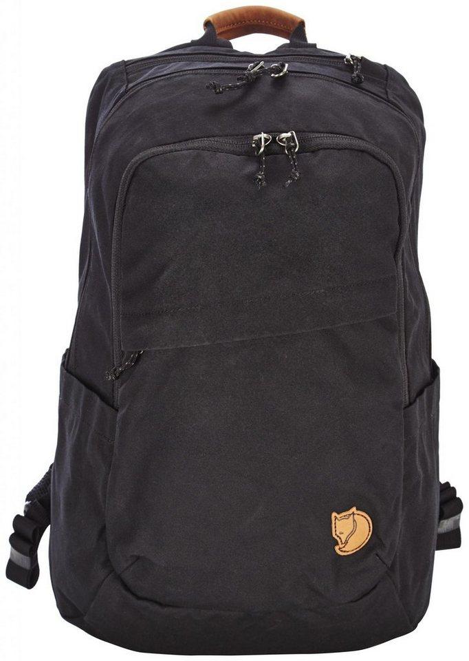 Fjällräven Sport- und Freizeittasche »Räven 20 Daypack« in schwarz
