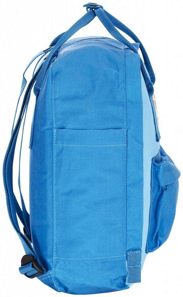 Fjällräven Sport- und Freizeittasche »Save the Arctic Fox Kanken Backpack« in blau