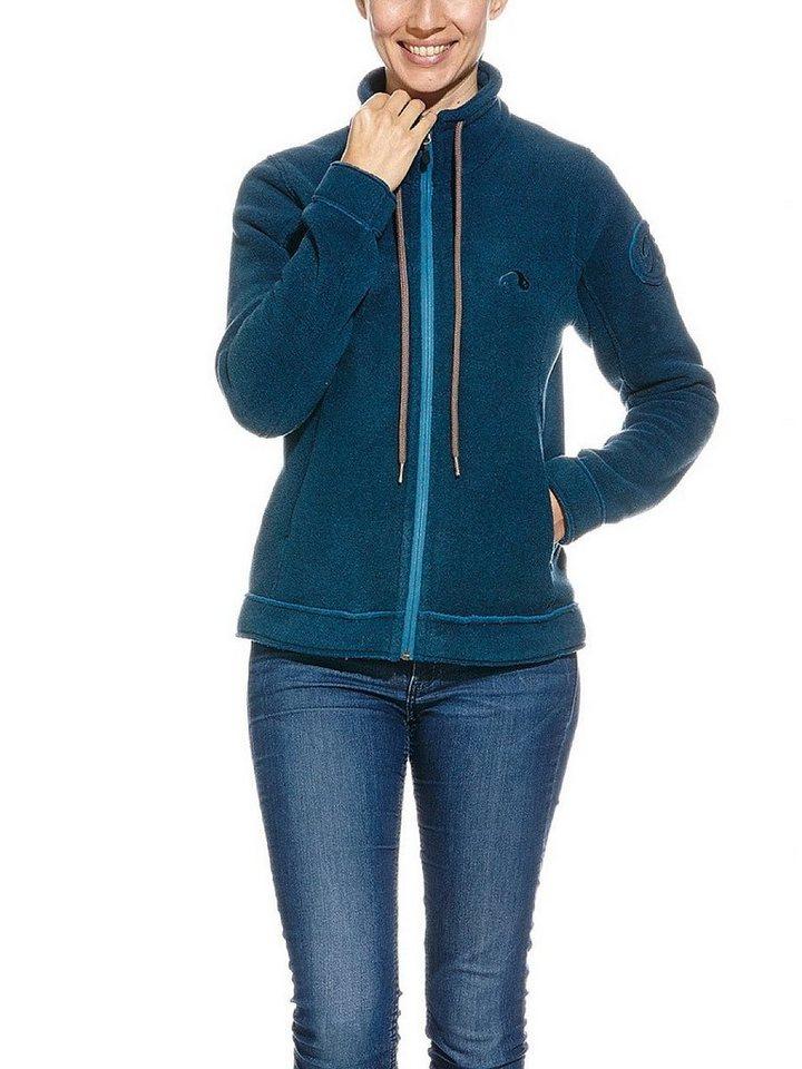 Tatonka Outdoorjacke »Hamilton Jacket Women« in blau