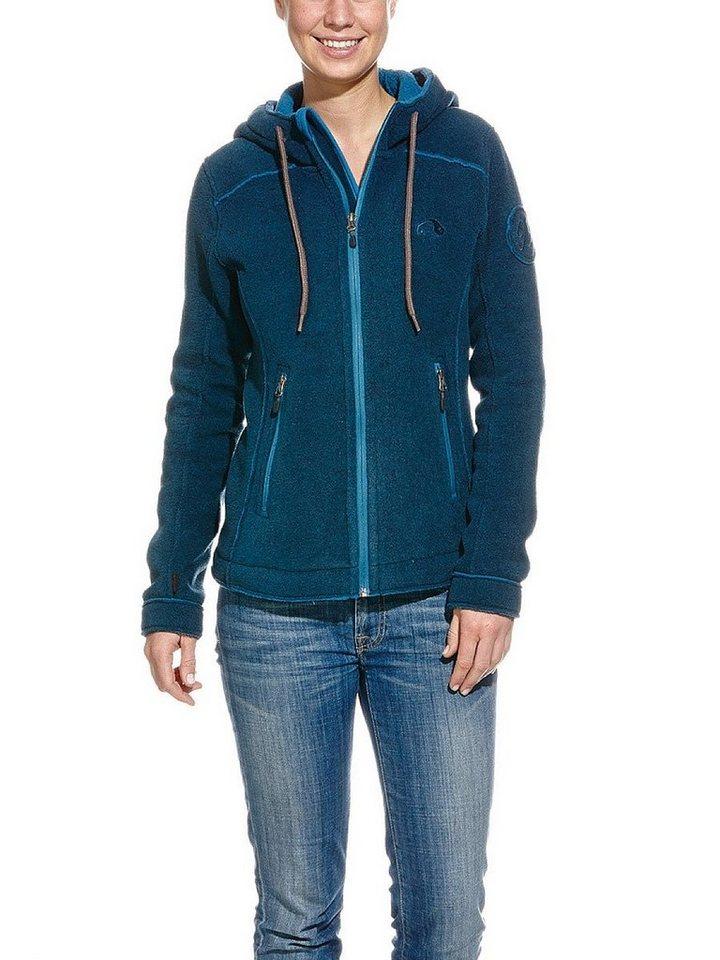 Tatonka Outdoorjacke »Covelo Jacket Women« in blau