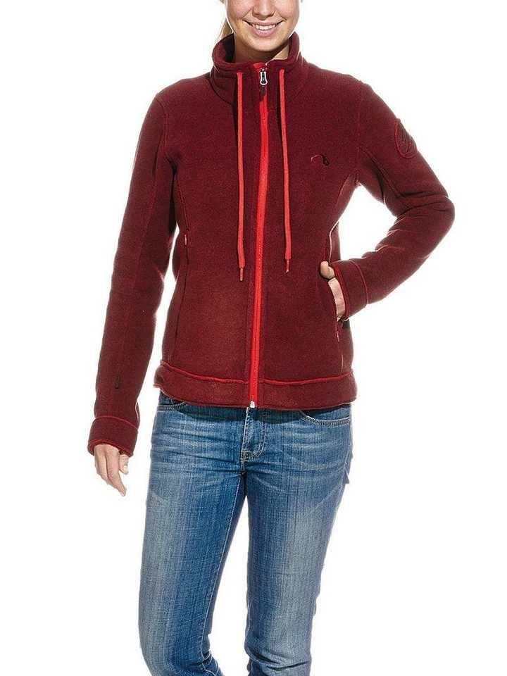 Tatonka Outdoorjacke »Hamilton Jacket Women« in rot