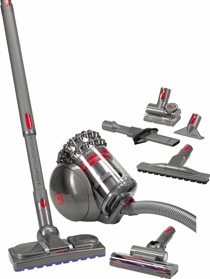 dyson staubsauger cinetic big ball animalpro beutellos 1200 watt nickel online kaufen otto. Black Bedroom Furniture Sets. Home Design Ideas