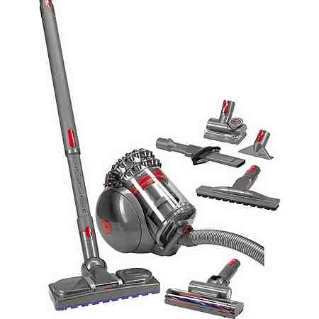 Dyson Staubsauger Cinetic Big Ball Animalpro, beutellos, 1200 Watt, nickel