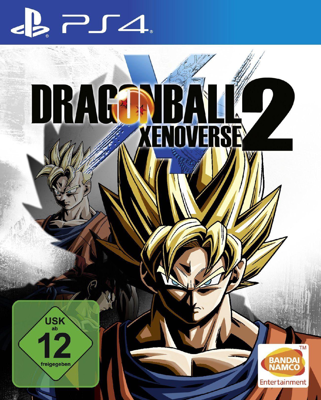 Bandai Namco Dragon Ball Xenoverse 2 »(PS4)«