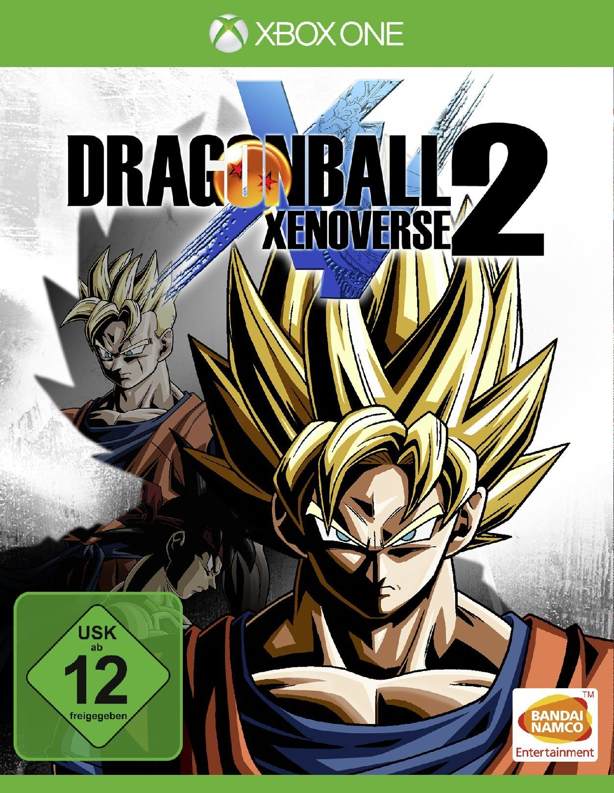 Bandai Namco Dragon Ball Xenoverse 2 »(XBox One)«