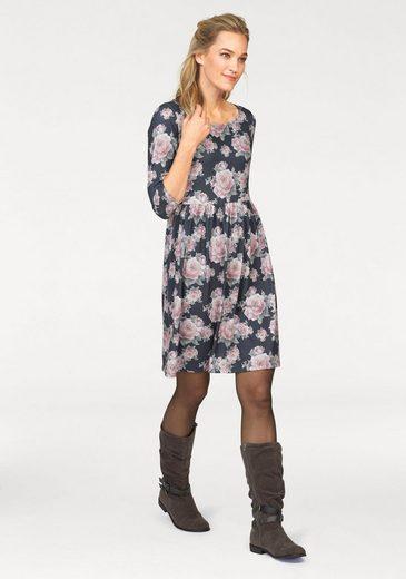 Cheer Jerseykleid, im angesagten Allover-Print
