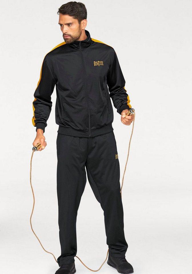 Benlee Rocky Marciano Trainingsanzug in schwarz