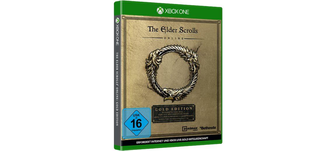 Bethesda The Elder Scrolls Online: Gold Edition »(XBox One)«