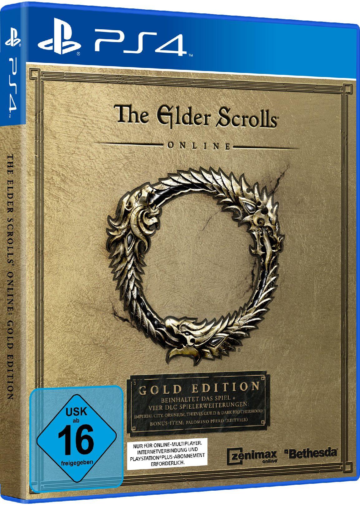Bethesda The Elder Scrolls Online: Gold Edition »(PS4)«