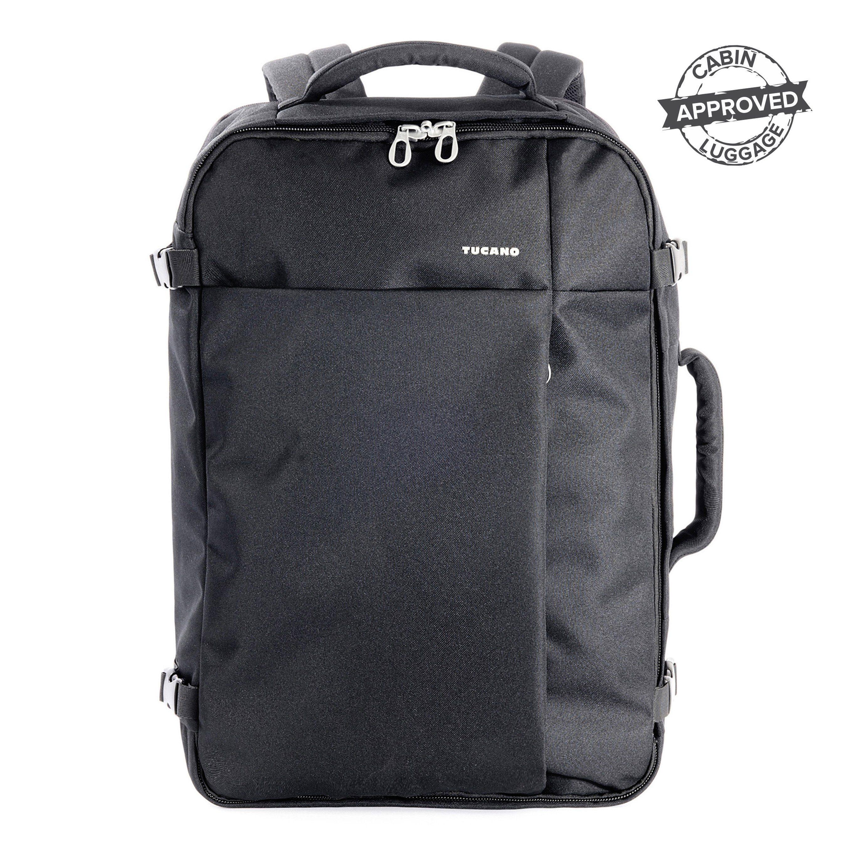 Tucano Rucksack fürs Handgepäck mit Notebookfach bis 17 Zoll »Tugo Travel L«