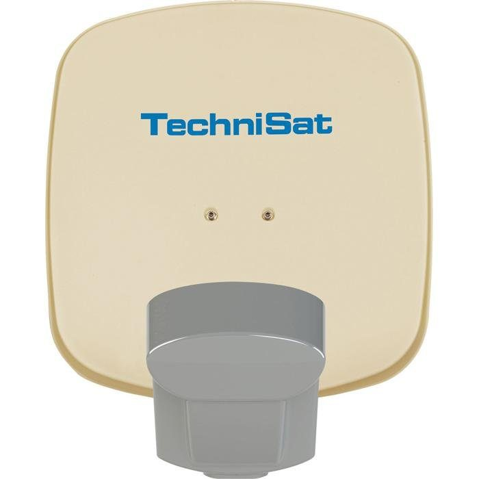 TechniSat Sat-Antenne 45cm mit QuattroSat-Single-LNB »Multytenne mit Quattro-Single-LNB«