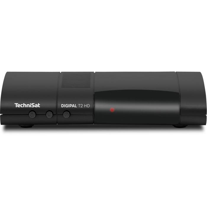 TechniSat DVB-T2 Receiver »DigiPal T2 HD« in schwarz
