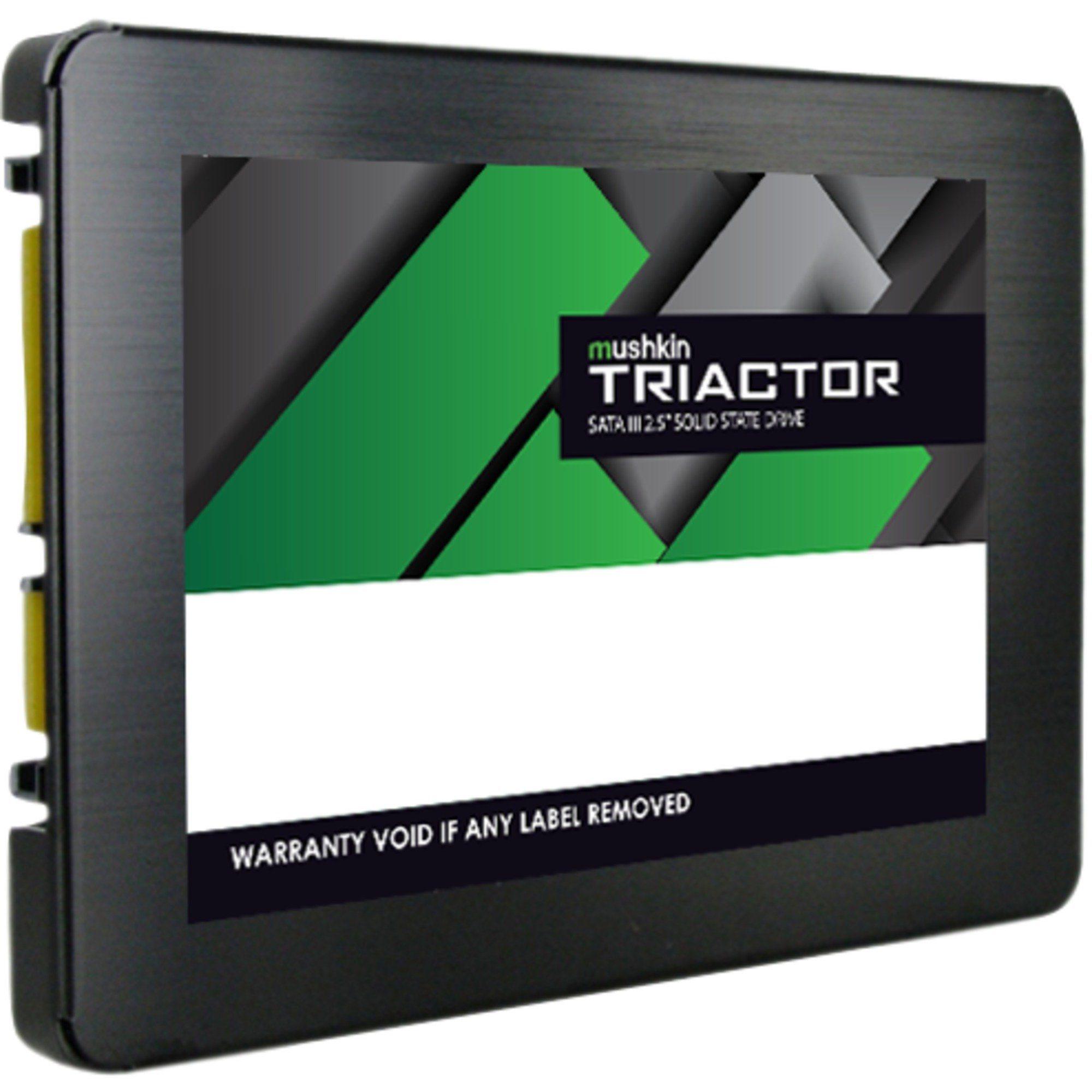 Mushkin Solid State Drive »MKNSSDTR500GB 500 GB«