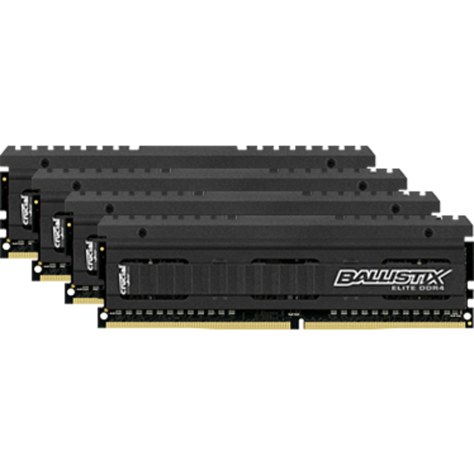 Crucial Arbeitsspeicher »DIMM 16 GB DDR4-3200 Quad-Kit«
