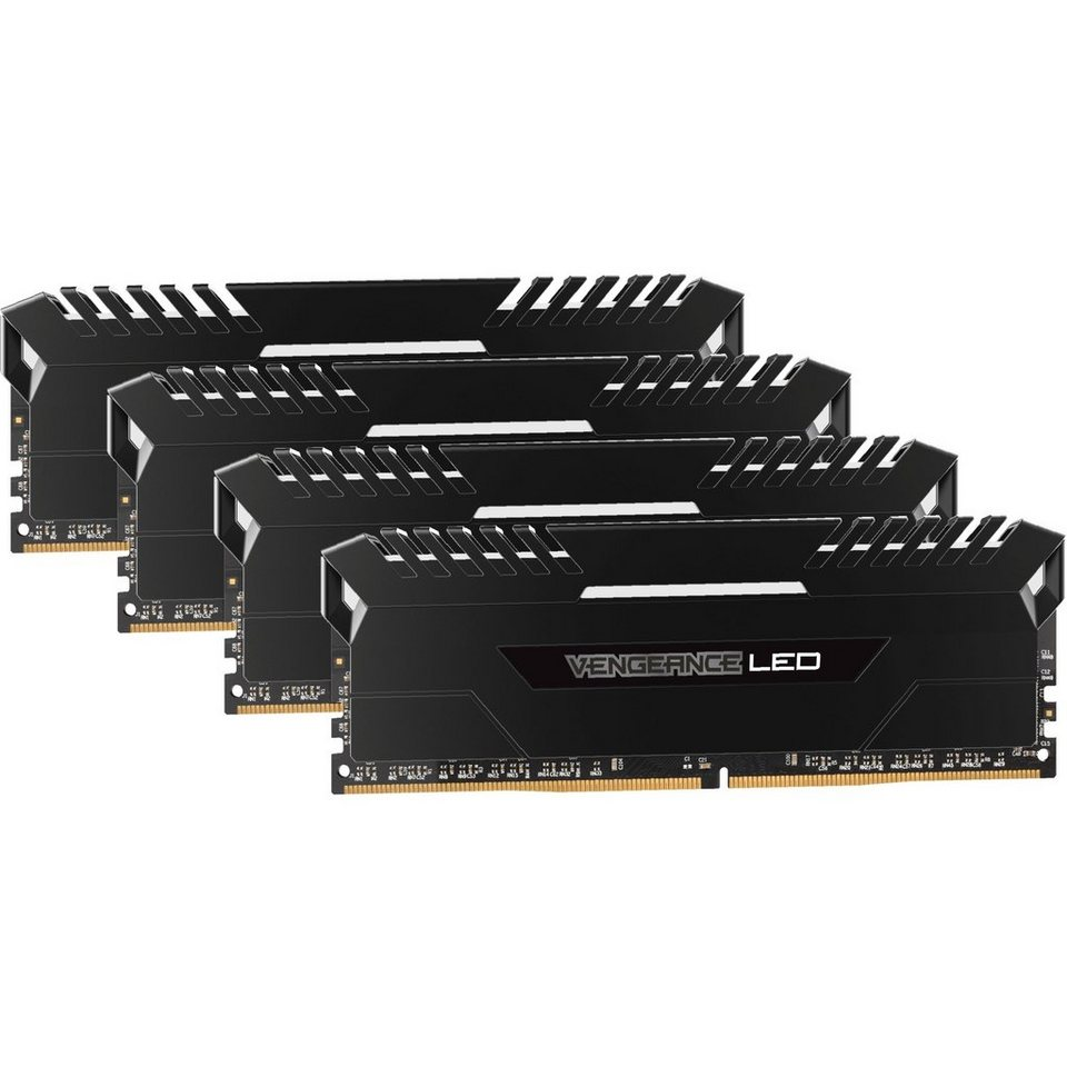 Corsair Arbeitsspeicher »DIMM 64 GB DDR4-3200 Quad-Kit«