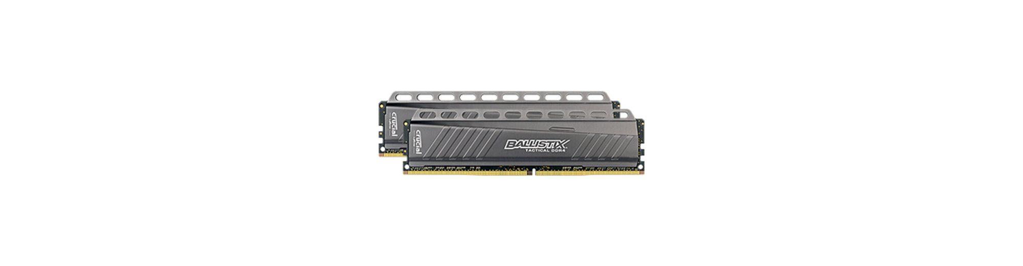 Crucial Arbeitsspeicher »DIMM 8 GB DDR4-3000 Kit«