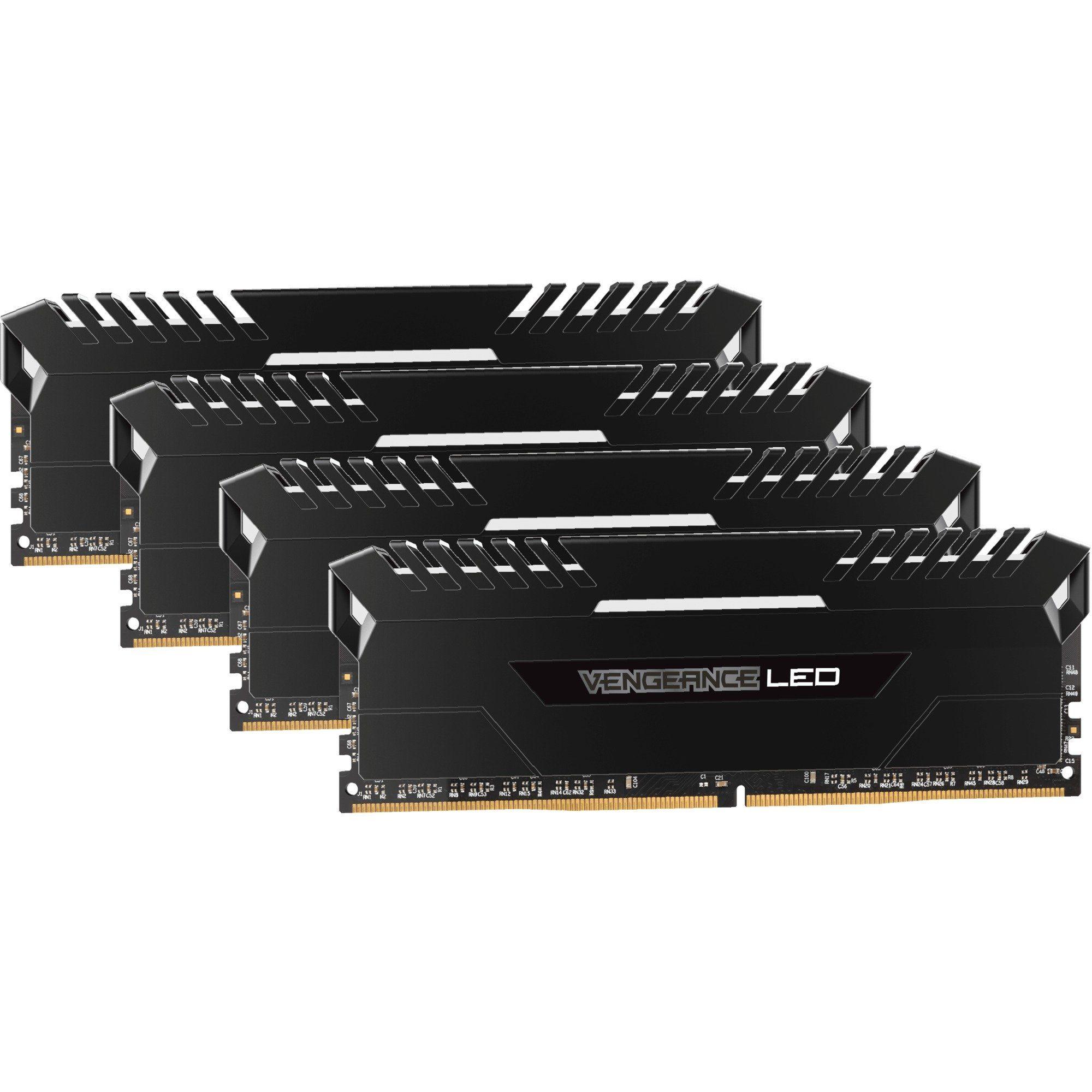 Corsair Arbeitsspeicher »DIMM 32 GB DDR4-3000 Quad-Kit«