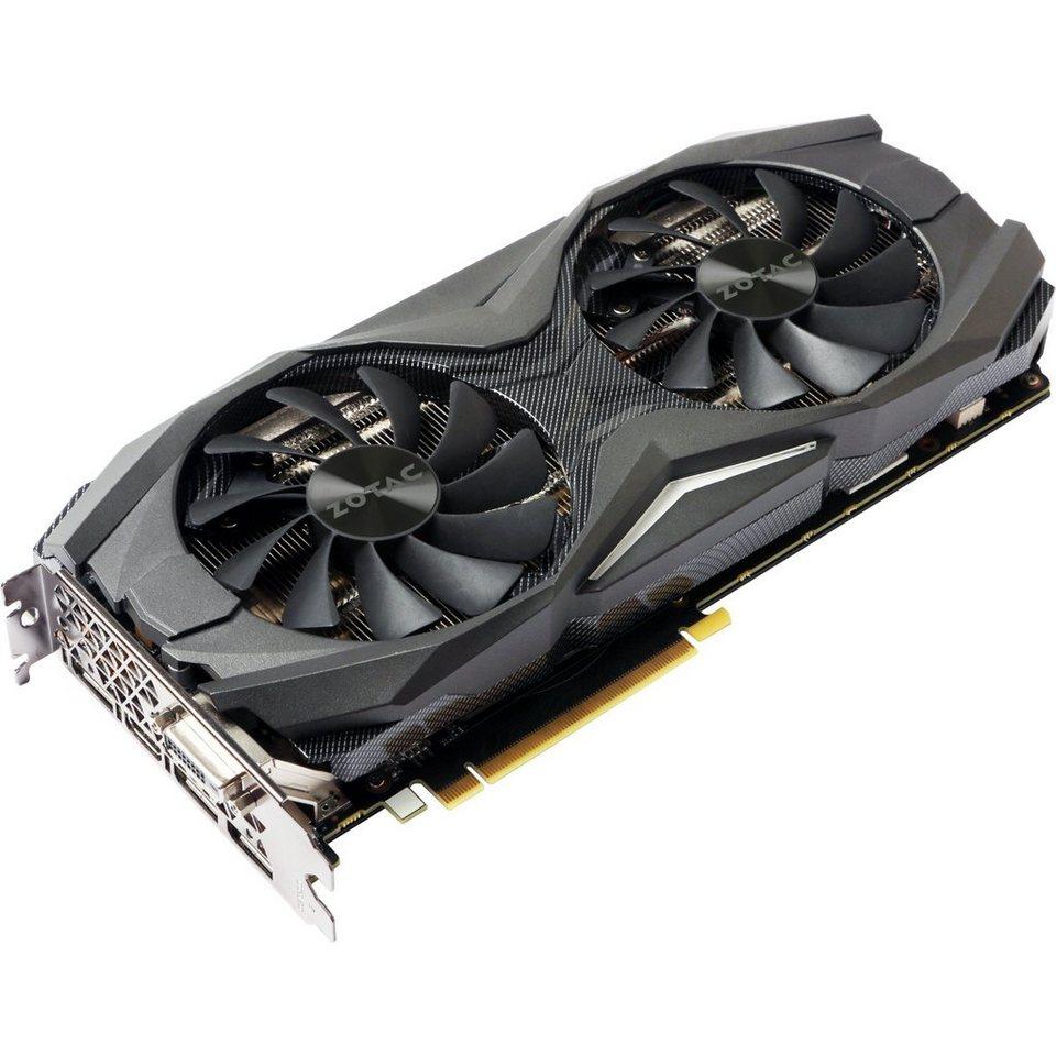 ZOTAC Grafikkarte »GeForce GTX 1070 AMP! Edition«