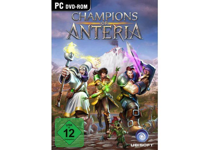 Ubisoft PC - Spiel »Champions of Anteria«