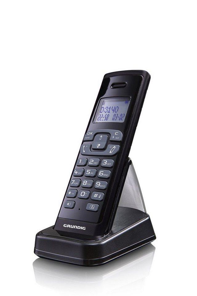 Grundig Telefon analog schnurlos »D3145« in Schwarz