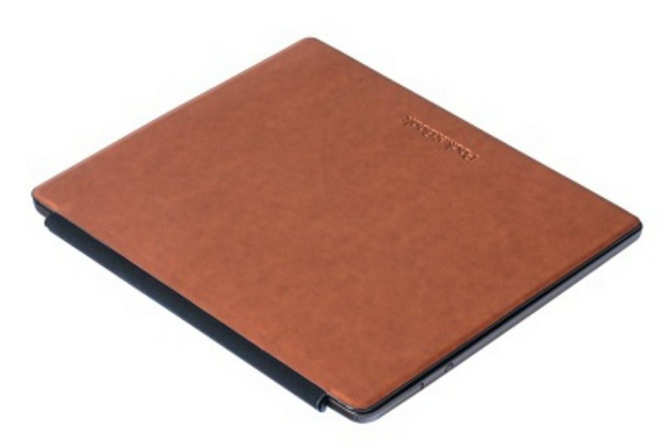 PocketBook Tablettasche »Slim Side InkPad - blck/brown« in Schwarz-Braun