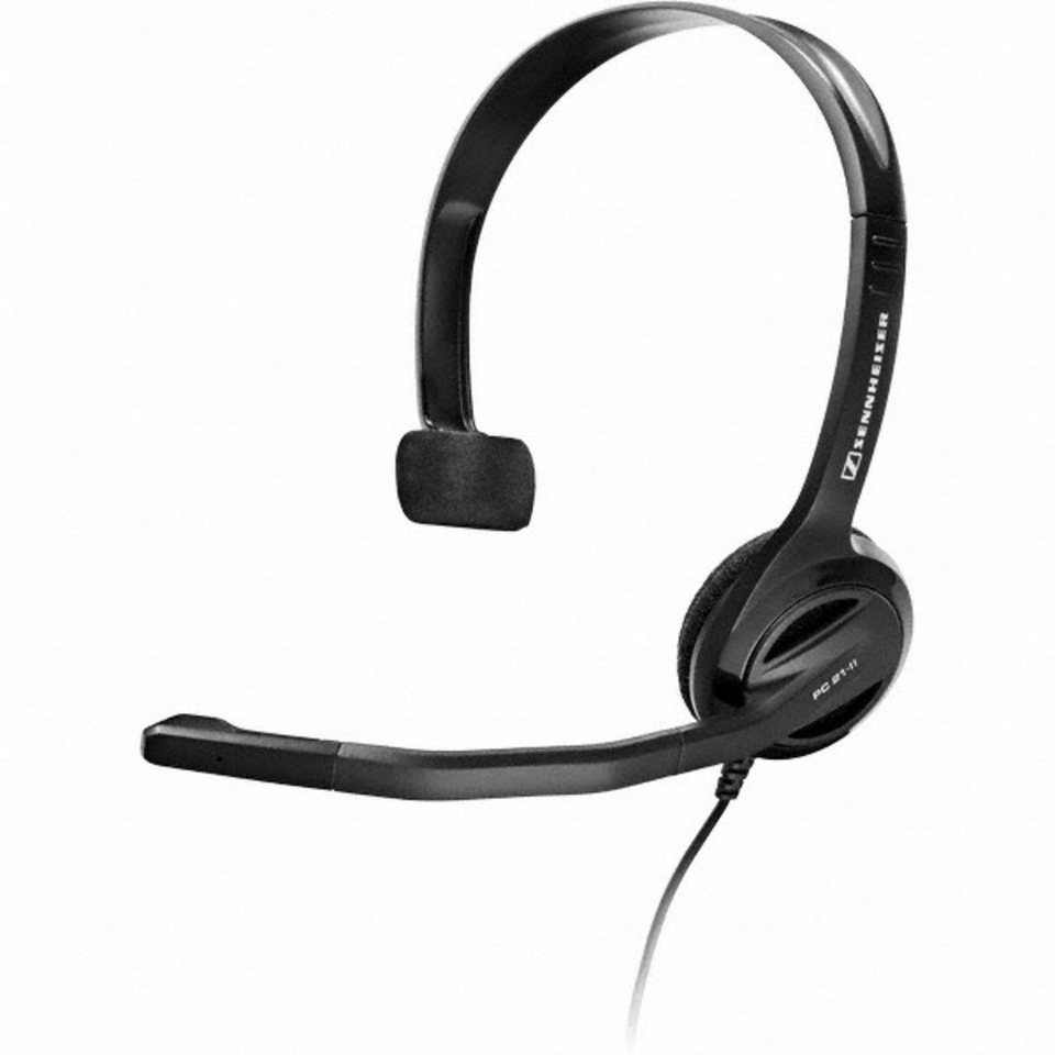 Sennheiser Headset »PC 21 II« in Schwarz