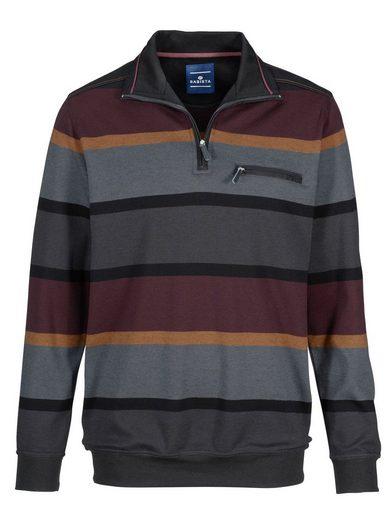 Babista Sweatshirt in bügelfreier Qualität