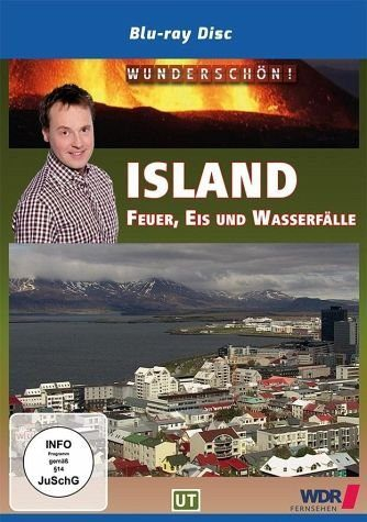 Blu-ray »Island - Wunderschön!, 1 Blu-ray«