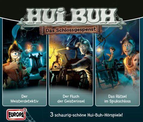 Audio CD »Eberhard Alexander-Burgh: 06/3er Box-Folgen...«