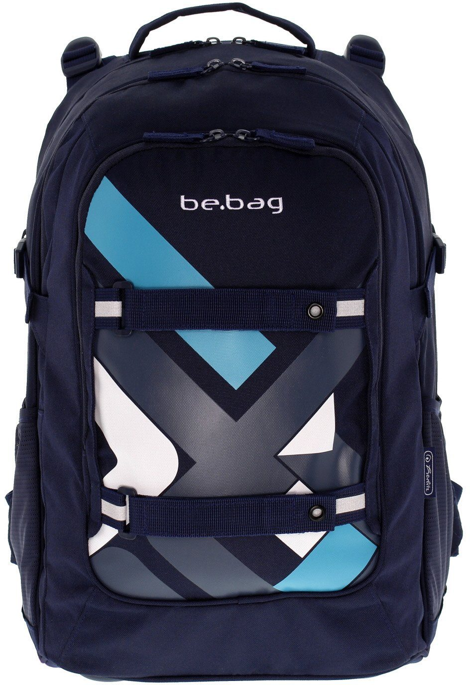 Herlitz Schulrucksack, »be.bag beat, Crossing«