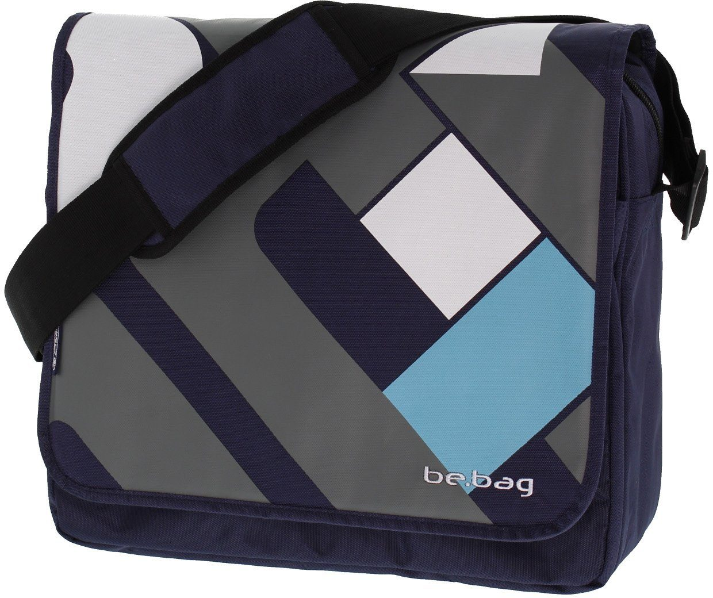 Herlitz Umhängetasche mit Laptopfach, »be.bag Messenger Bag, Crossing«