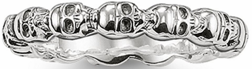 Thomas Sabo Silberring »Ring, TR1922-001-12-50, 54, 58, 60, 64, 66« in Silber 925