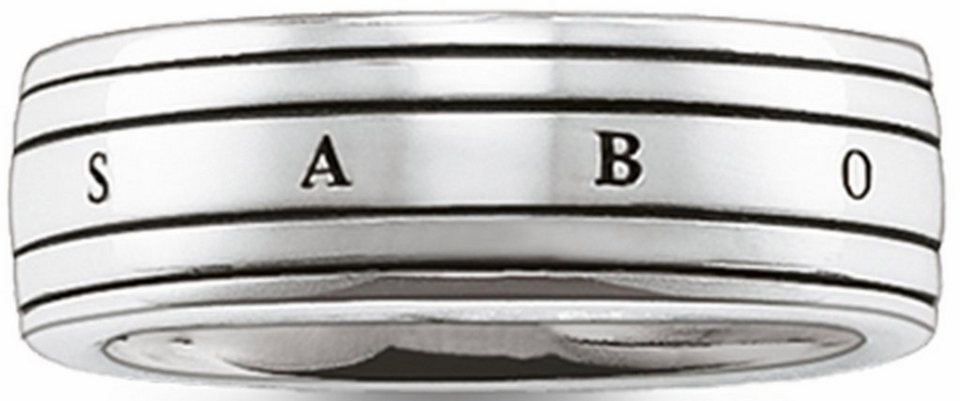 Thomas Sabo Silberring »Ring, TR1999-001-12-60, 64, 66« in Silber 925