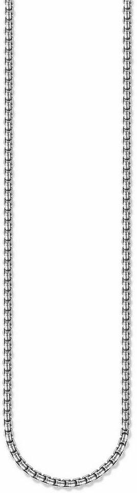 Thomas Sabo Silberkette »Kette, KE1108-001-12-L45, L53, L60, L90« in Silber 925