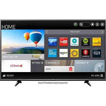 LG 55UH600V, LED Fernseher, 139 cm (55 Zoll), 2160p (4K Ultra HD), Smart-TV