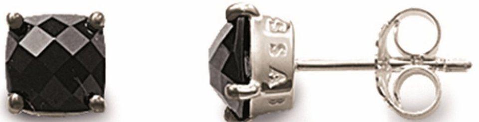 Thomas Sabo Paar Ohrstecker »Paar Ohrstecker, H1629-051-11« mit Zirkonia in Silber 925