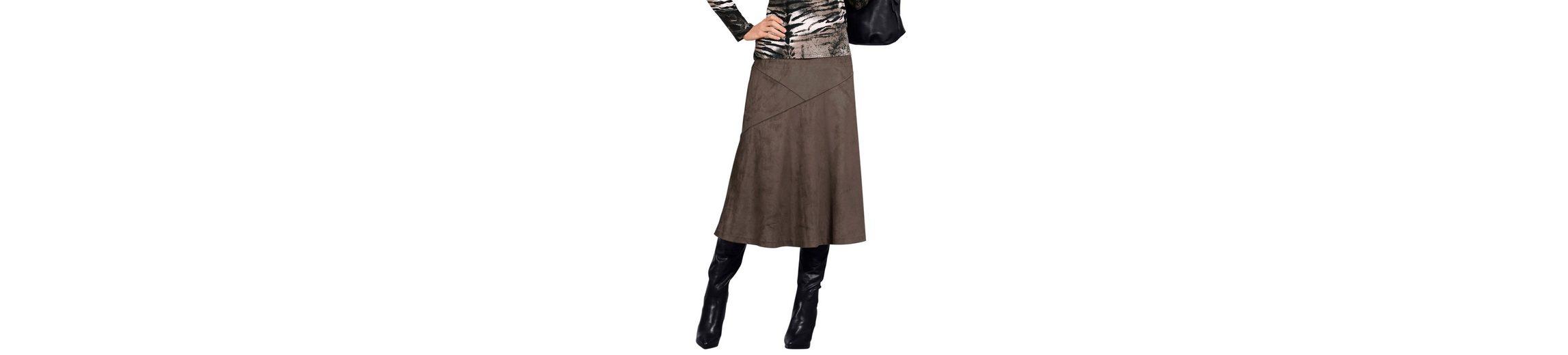 Lady Rock in Veloursleder-Optik Online-Verkauf Bester Shop Zum Kauf Freies Verschiffen Erstaunlicher Preis Billig Verkauf Limitierter Auflage Günstig Kaufen Suche c2HjaSKm