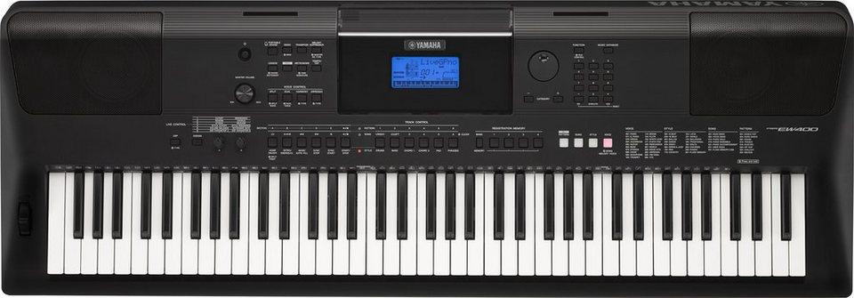 Yamaha Digital Keyboard, »PSR-EW400«