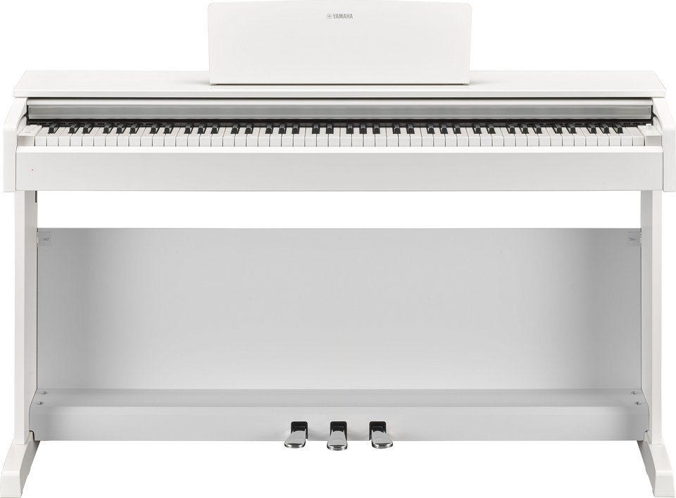Yamaha Digital Piano, »Arius YDP-143WH«