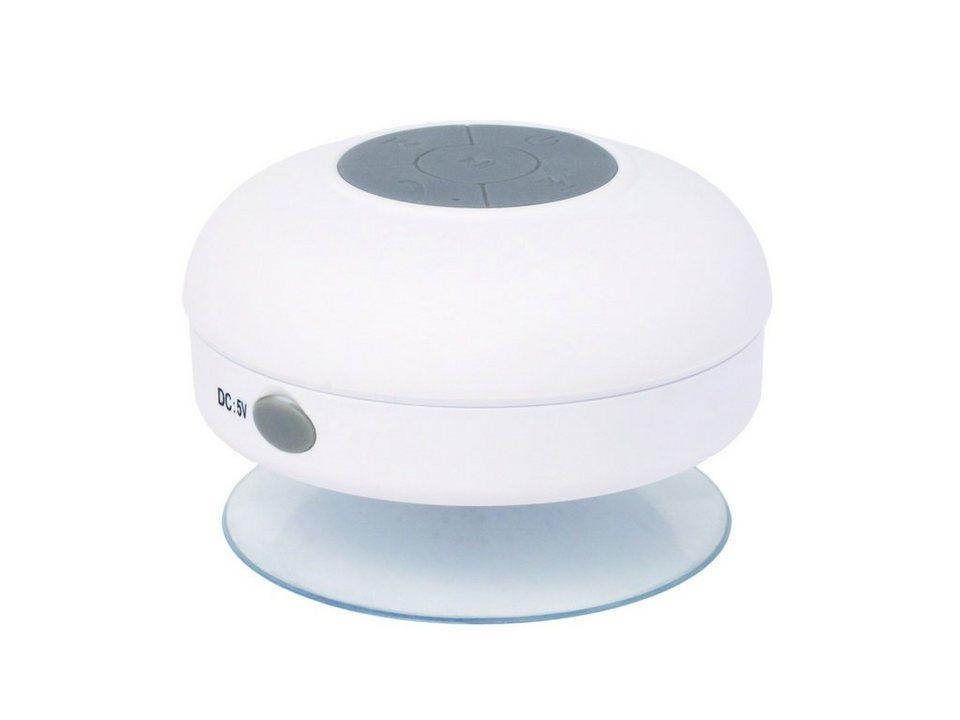 Telefunken Bluetooth-Lautsprecher »BS1004W« in Weiß