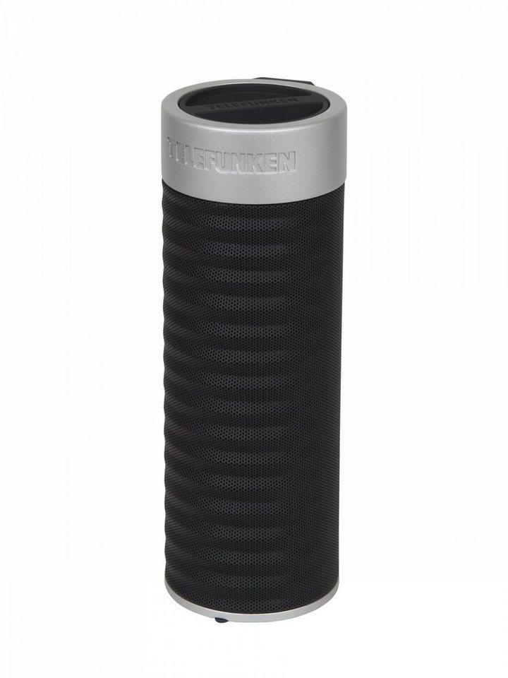 Telefunken Bluetooth-Lautsprecher »BS1003 schwarz« in Schwarz