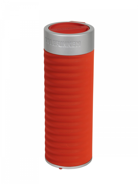 Telefunken Bluetooth-Lautsprecher »BS1003 rot«