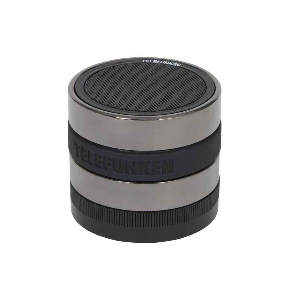 Telefunken Bluetooth-Lautsprecher »BS1002« kaufen | OTTO