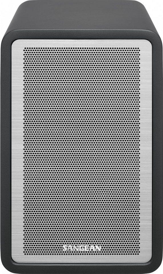 Sangean Lautsprecher »SP-40 grau« in Grau