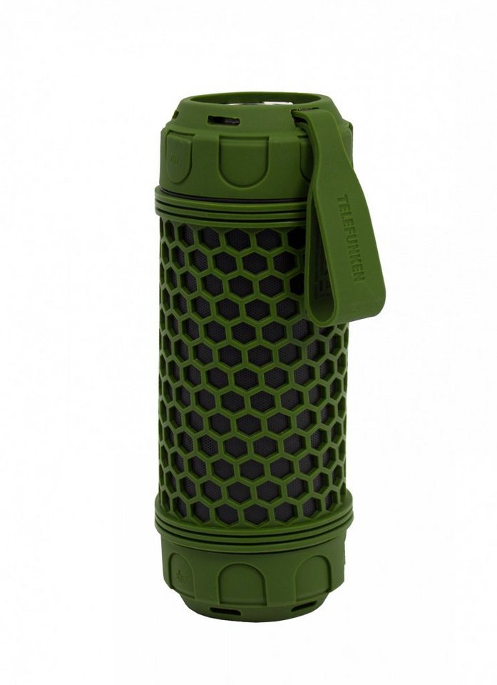 Telefunken Outdoor-Bluetooth-Lautsprecher »BS1007W« in Grün