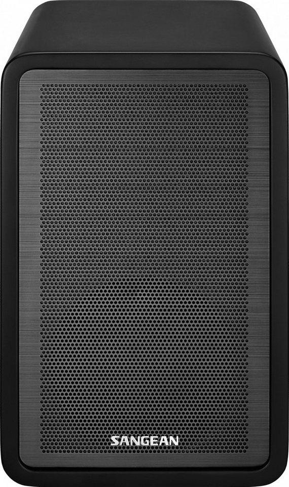 Sangean Lautsprecher »SP-40 matt-schwarz« in Schwarz