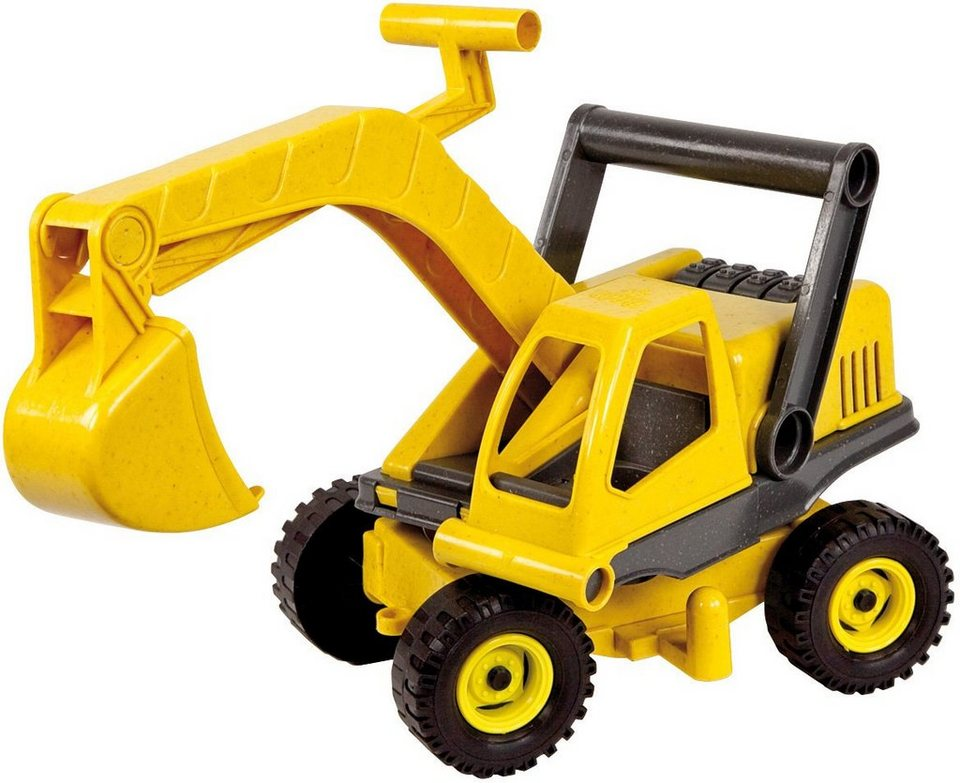 LENA® Sandspielzeug, »EcoActives Bagger« in gelb